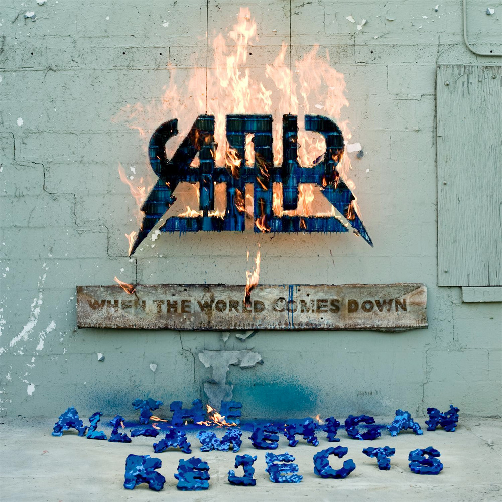 The All-American Rejects - When the World Comes Down.jpg