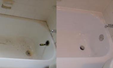 b tub miracle bathtub bathroom htm method before refinishing