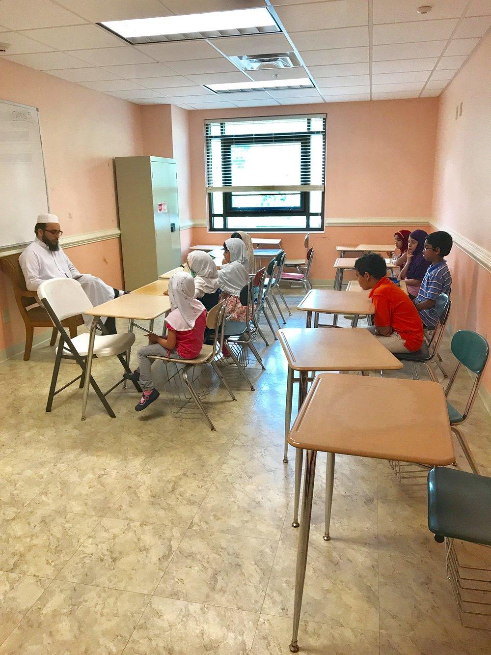 Daily Quran Class - with Hafiz Sajid Khan