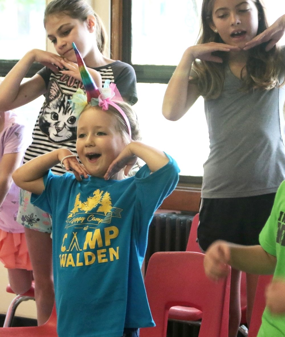 Walden's Bright Lights of Broadway - Get those jazz hands ready! Sing and dance your way onto the stage with fellow musical enthusiasts. At the end of the week, campers will perform their show (a medley of popular Broadway musical songs) for an audience of friends and family. A perfect arts and music session for young campers!WEEK: June 24-28TIME: 1:00pm-4:00pmCOST: $140/weekGRADES: K-4th