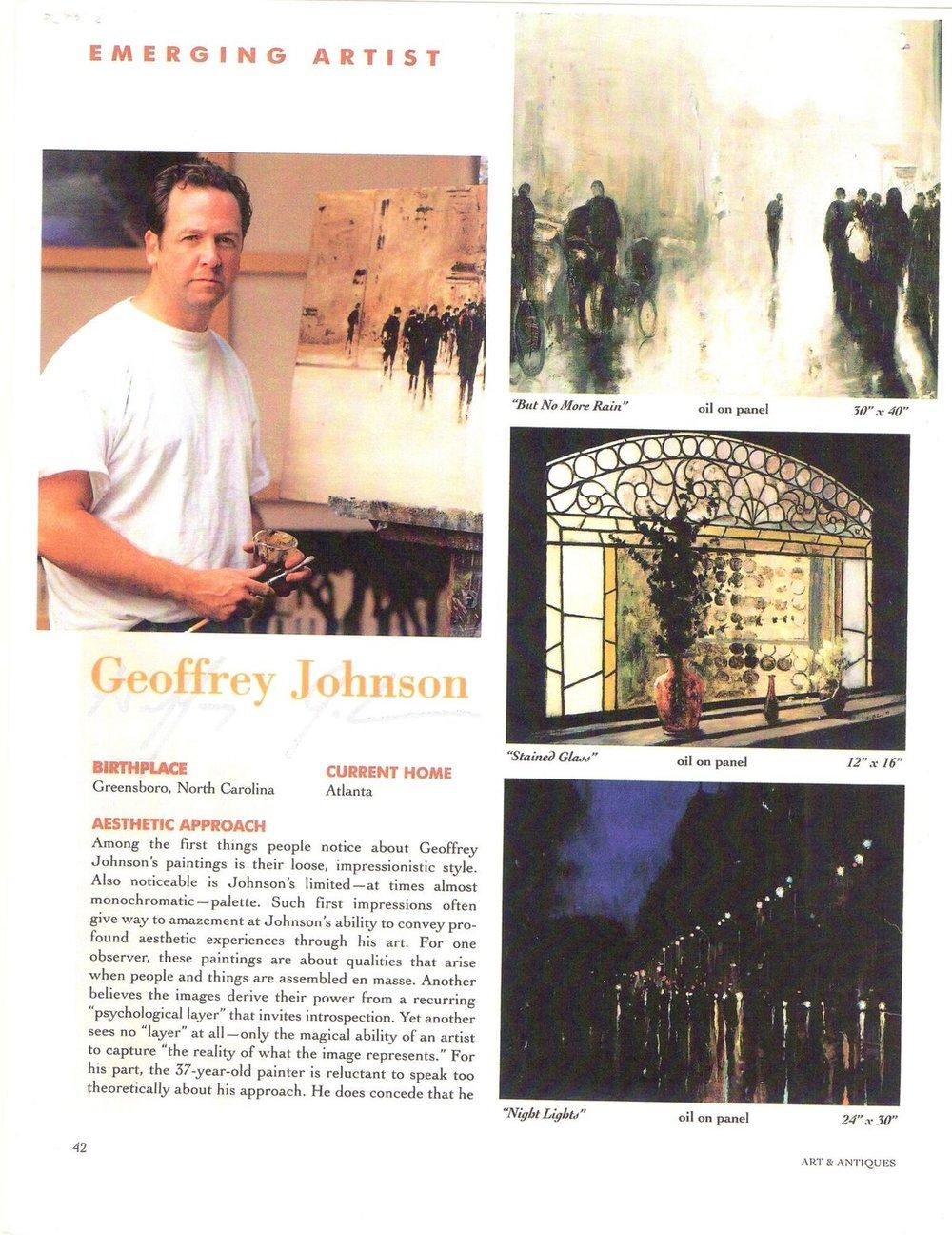 Art & Antiques 1