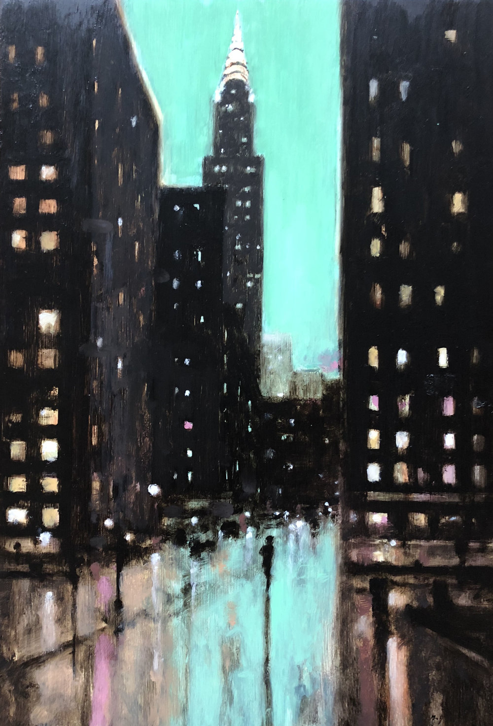 Chrysler Building Green, 2018
