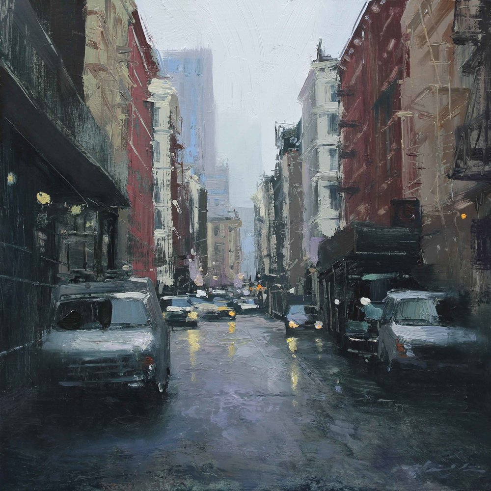 SoHo Alley
