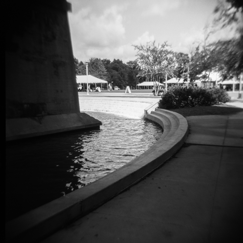 120mm Kodak T-Max 400 shot with a Holga