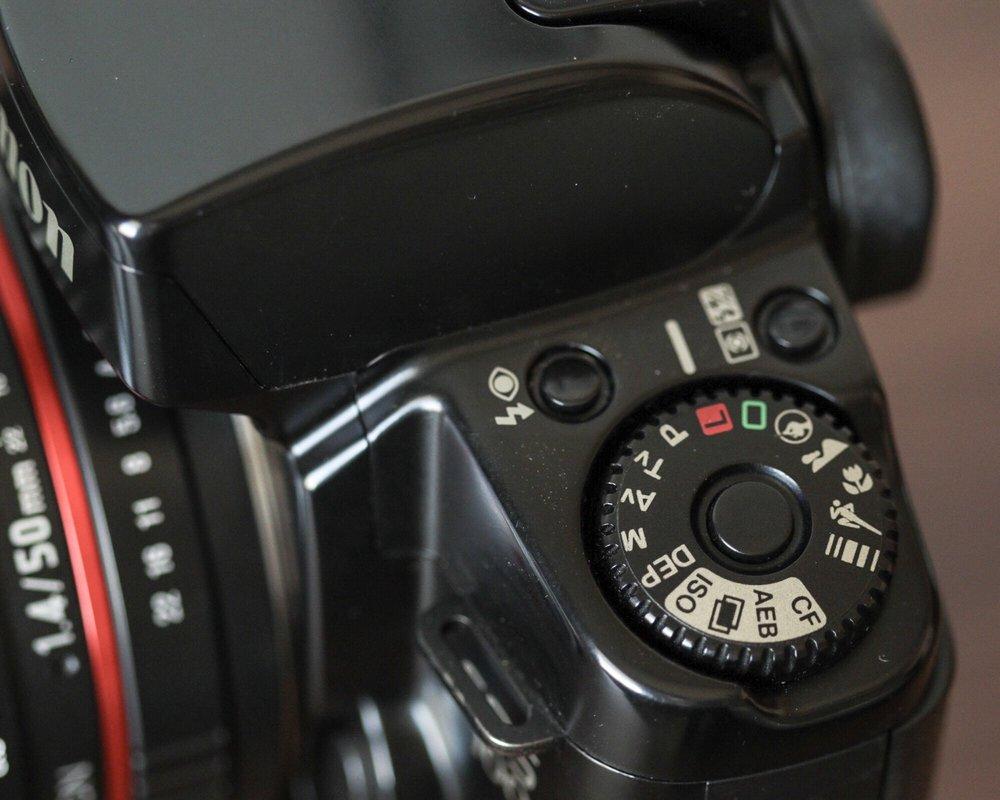 Mode Selector Dial