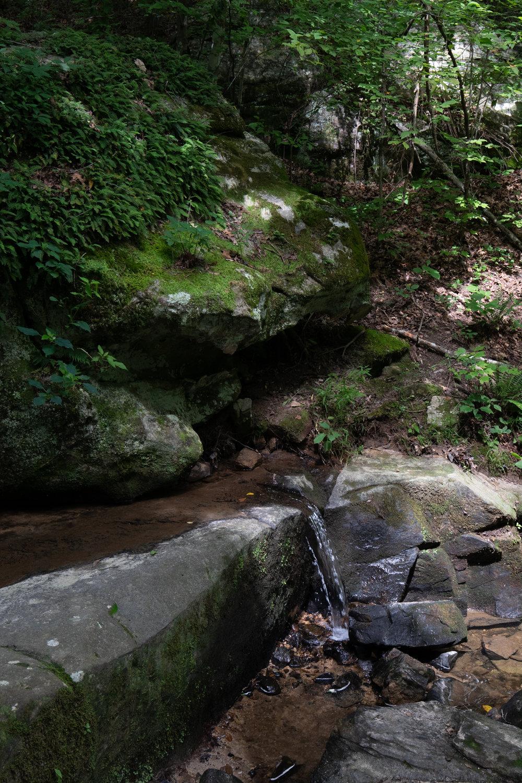 Fast Shutter Stops Water Flow