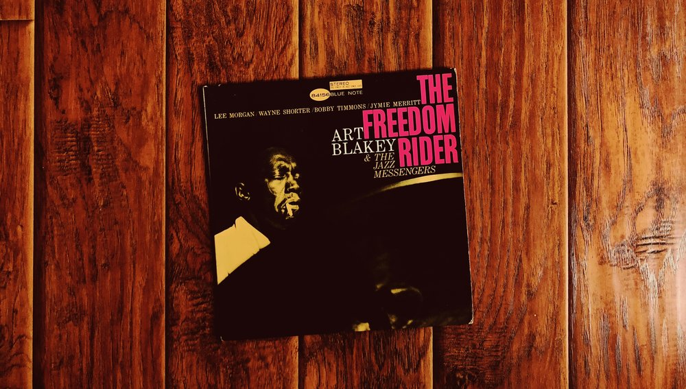 "Art Blakey & The Jazz Messengers ""The Freedom Rider"""