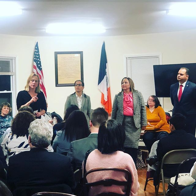 Last night we had around 70 Queens residents attend our Queens District Attorney Forum. We heard from all six candidates about their experiences and visions for the DA office. Our club also enjoyed updates and a few words from City Councilman and District Leader, Costa Constantinides and NY State Assemblywoman, Catalina Cruz. Thank you everyone for your questions, time, and participation in our democracy! #astoria #queens #democracy #newyork #nyc #districtattorney #QueensDA #DAelection #democrat #forum #publicforum #DAForum #tbt #throwback