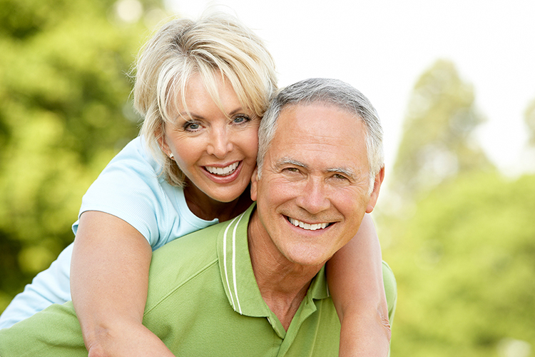 Dental implants restore your smile.