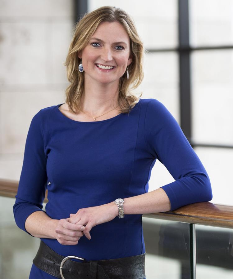 Chantal Korteweg - Business Strategy Manager, FMO