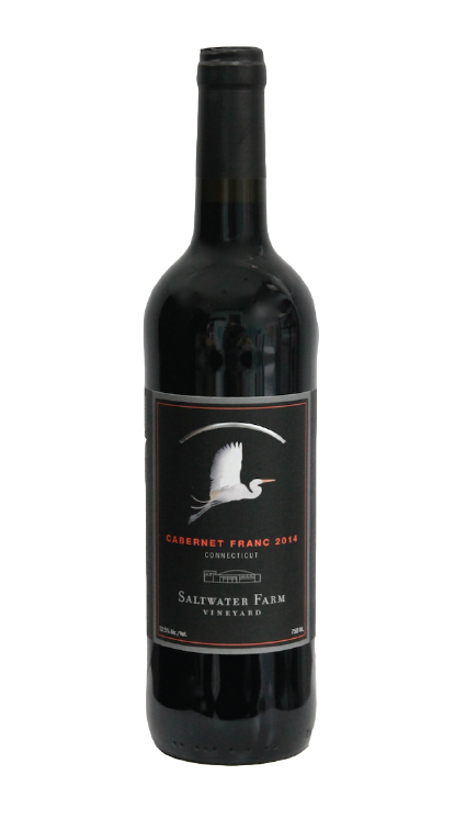 Charming and aromatic… this fragrant red wine is flirtatious with a presense of violets, rich blackberries, and hints of espresso bean, cardamom, tabacco leaf and cracked pepper. Aged in French oak barrels. - 2014 estate cabernet franc
