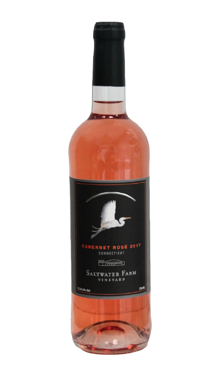 Made from Cabernet Franc grapes, this dry French-style rosé has a distinctive salmon hue. Remarkably easy to drink, soft notes of rose hip, hibiscus and stone fruit are complimented by a hint of sweet bell pepper and flint.Aged in stainless steel tanks. - 2018 Cabernet Rosé