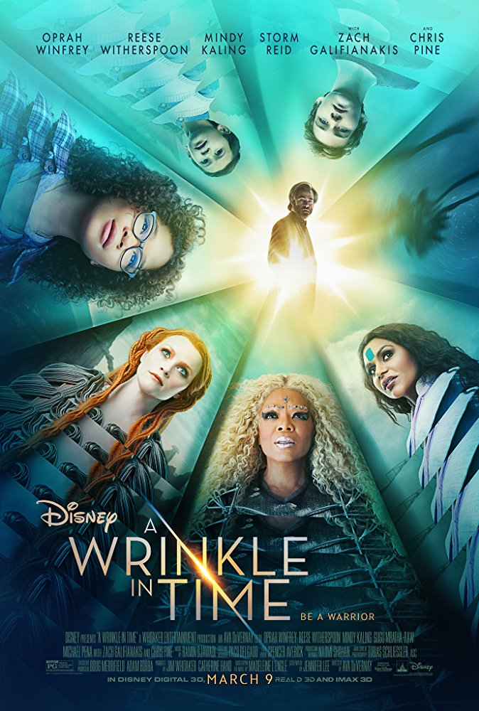 3. A Wrinkle in Time -