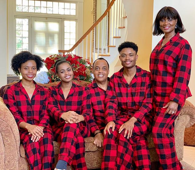 Now and then... Merry Christmas from my family to yours! 🎄