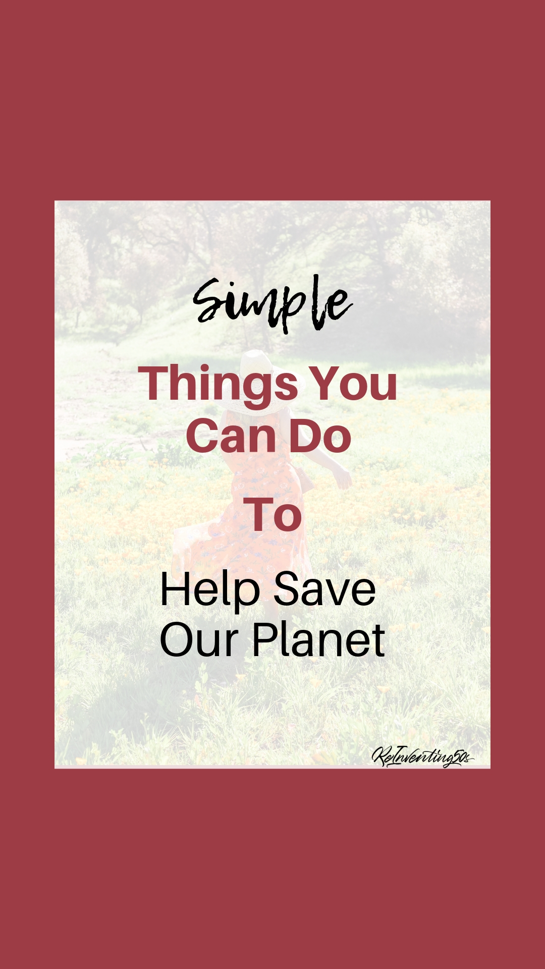 Simple things we can do to save our planet. #earthday #saveourplanet