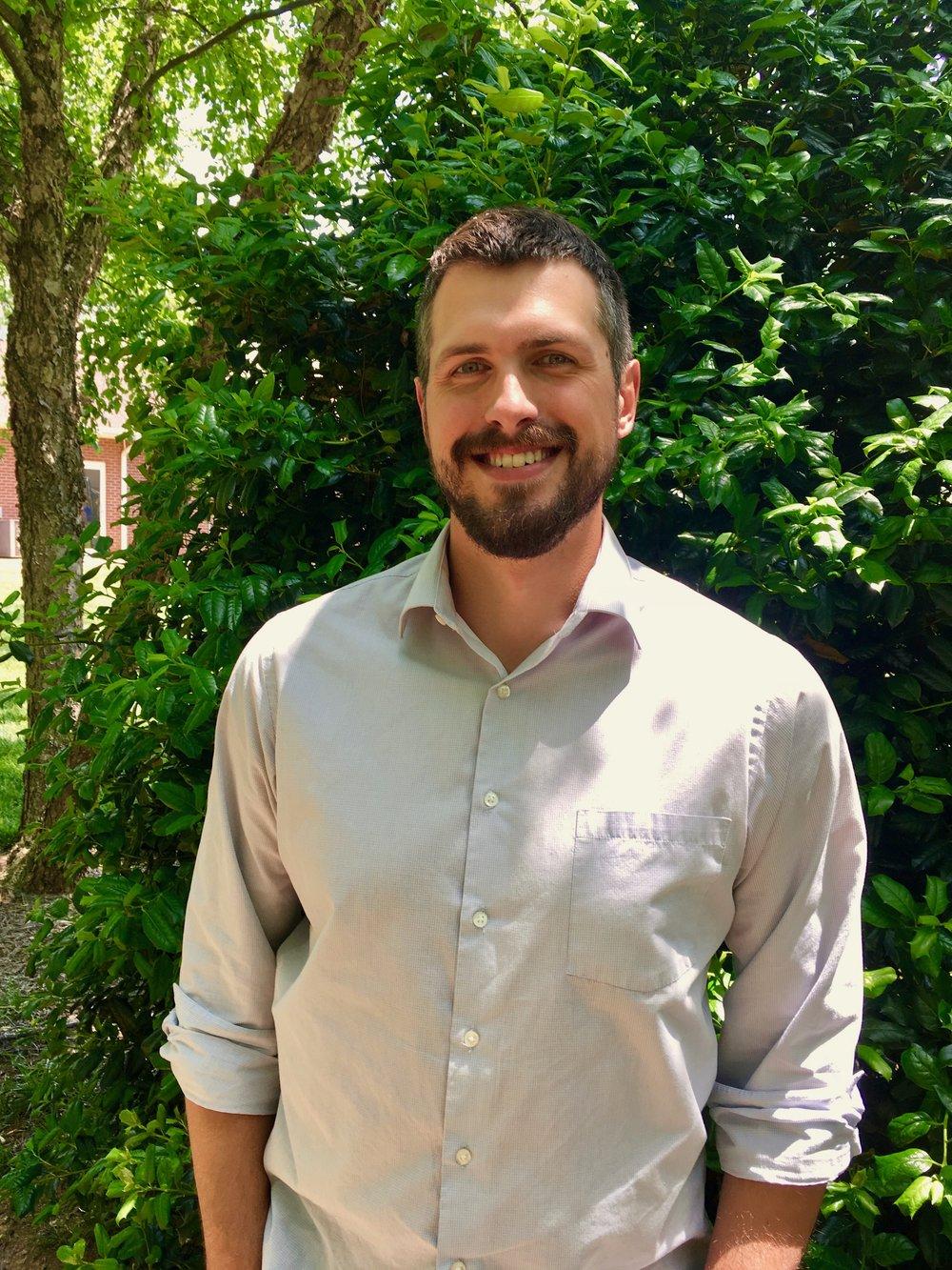Peter Scheidt - Assistant Pastor