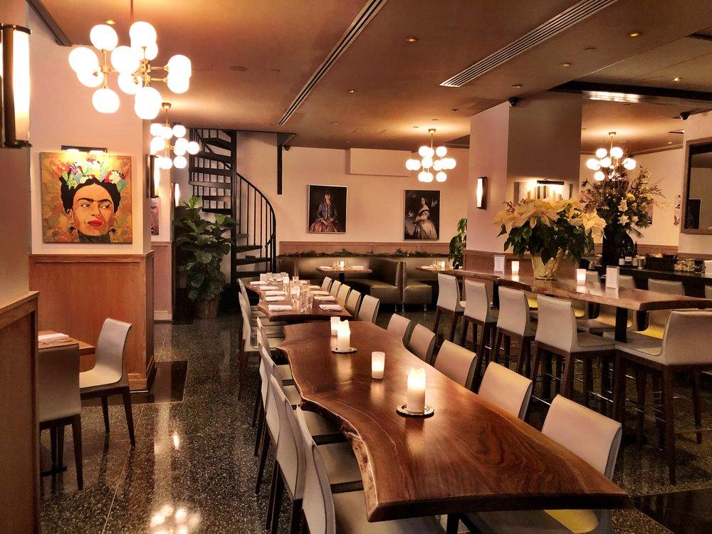 Spring & Varick Dining Room