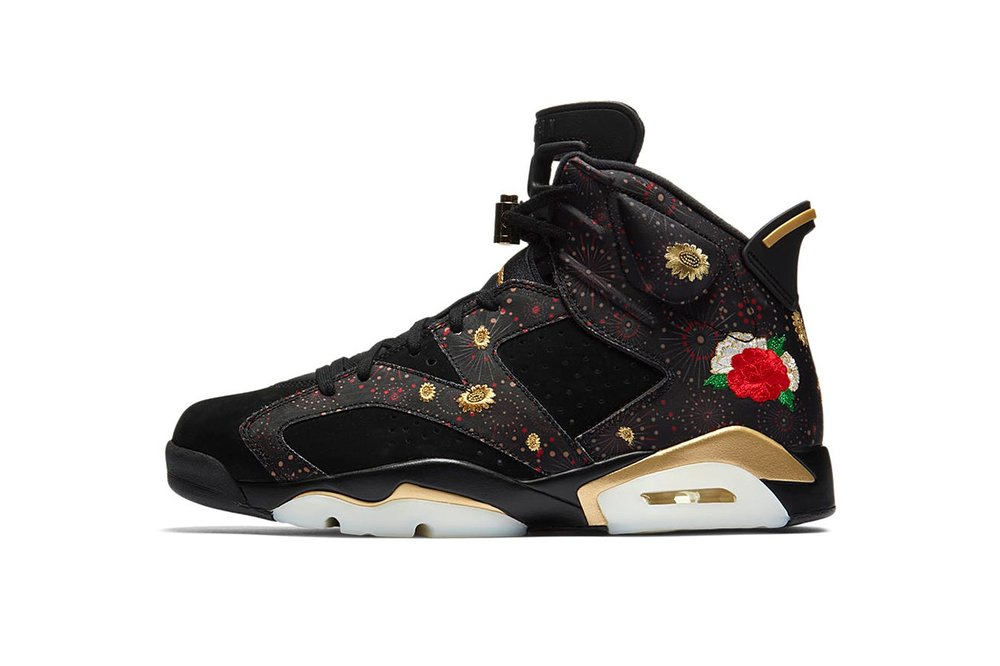 Air Jordan 6 'Chinese New Year' . NIKE