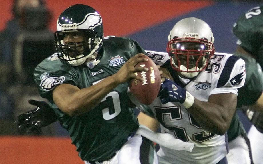PHL Eagles vs. NE Patriots - Super Bowl XXXIX