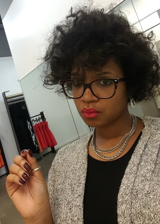 Ashley Echols - Style editor + contributor