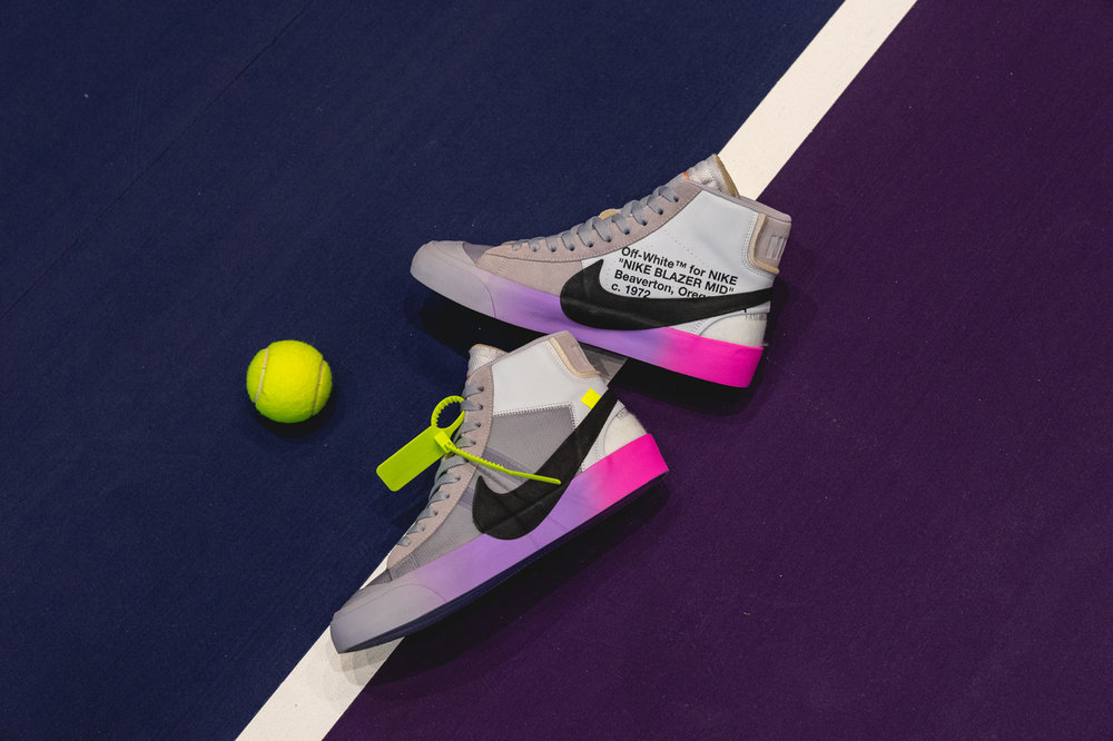 Off-White's™ for Serena Williams x virgil abloh // Photo credit: Eddie Lee - HYPEBEAST