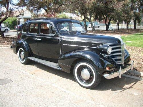 Pontiac 6 Sedan 1938 Rainsford Collectable Cars