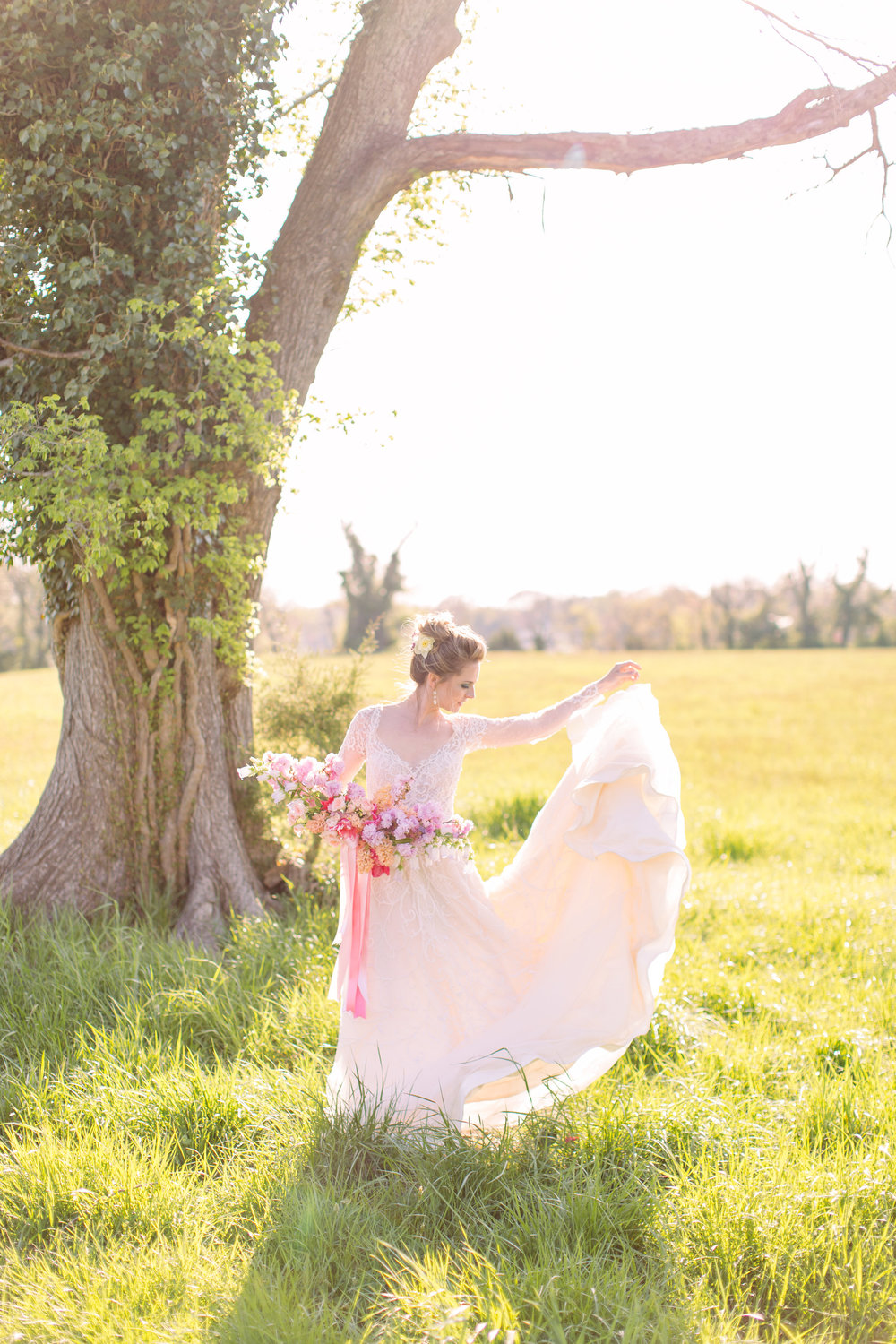 Wedding Chicks    and    Charm City Wed   ;  Visit publications for vendors