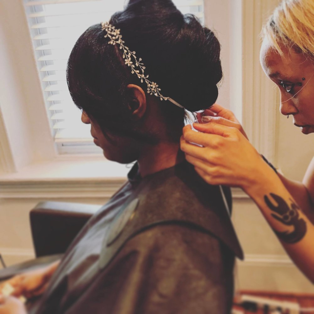 Training Experience - OUR PRICES ARE BASED ON THE TRAINING, EXPERIENCE AND ONGOING DEVELOPMENTOF OUR TEAM AT TAYLOR & YORK SALON.