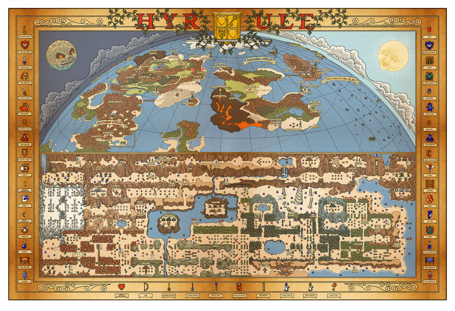 Gaming Maps — Bill Mudron on