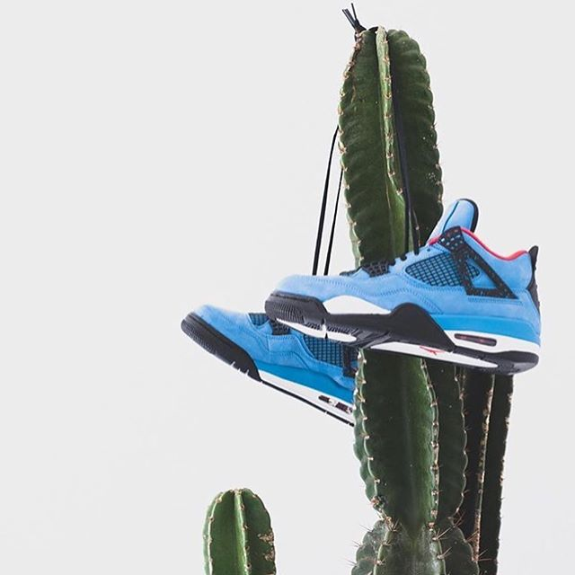 Jordan Cactus Jack 4's 🌵 cop or drop ? . . Stop by and drop off your Sneakers to get them looking like new again or shop our rare supply of kicks! . . #sneakerclinic #shoe #sneaker #clean #service #yeezy #jordan #boost #nike #addidas #drycleaner #rare #sneakerhead #shoesaddict #shoelover #fashion #photogrpahy #streetstyle #highend #suede #leather #collector #independentbusiness #minneapolismn #hypebeast #hypebeastkicks #kotd #soleroom