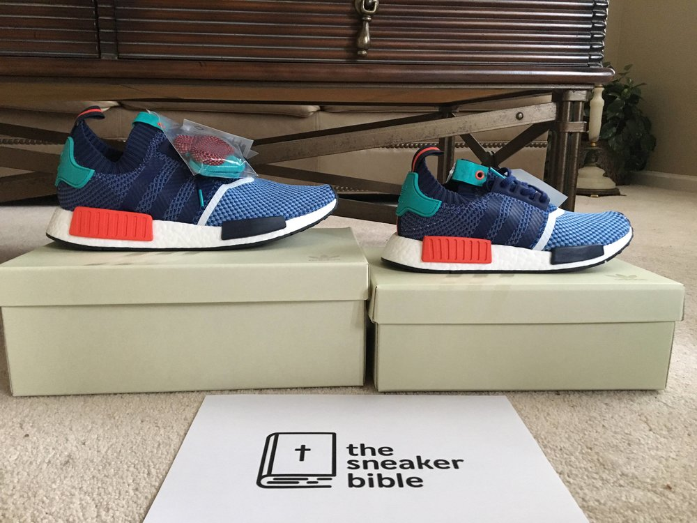 TheSneakerBible Success - Packer NMD