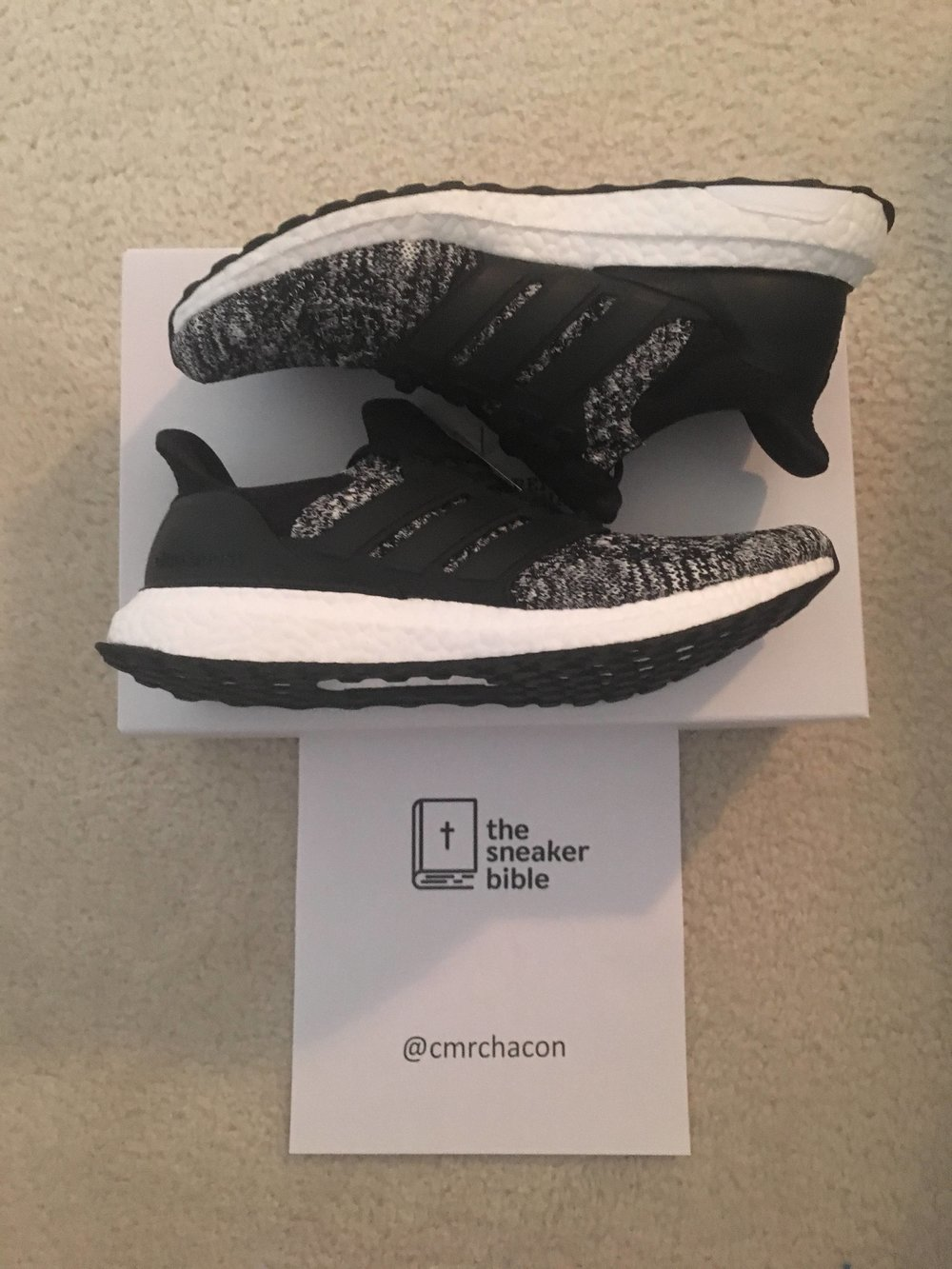 TheSneakerBible Success - Reigning Champ UB