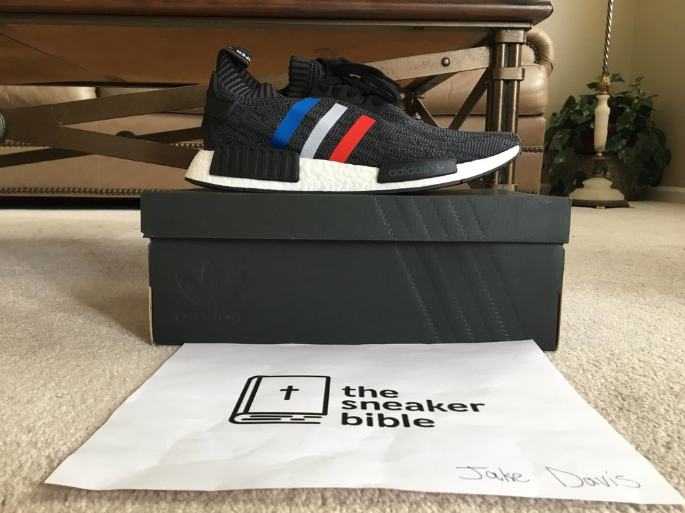 TheSneakerBible Success - NMD