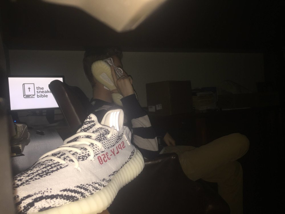 TheSneakerBible Success - Yeezy