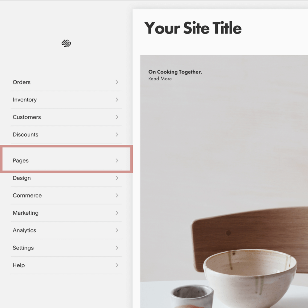Creative entrepreneurs, small business owners, artists, makers, healers, and artist-makers did you know that tools like Linktree, Later's Linkin.Bio, and Planoly's ShopLink can hurt your brand? There's a branded, free alternative available to all Squarespace subscribers. Create yours now!