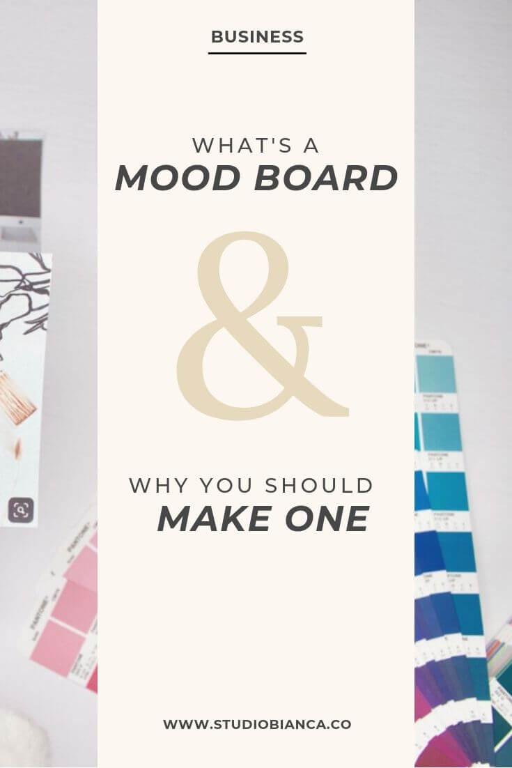 Creative entrepreneurs and small business owners, did you know a mood board can help you visually brainstorm the design of your website, make the most of your Squarespace template, and make the design of your small business website standout? Discover the many uses of a mood board - from what is a mood board to what is the purpose of a mood board, this post has it covered. Read the post!