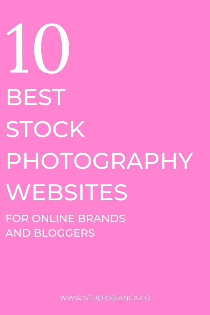 Top 10 stock photography sites for girlbosses: Brand photo ideas to help tell your brand story on Squarespace and on social media. Find stock photography that is both free and feminine. Gather brand identity inspiration and find source ideas for your brand board or website. Lots of sources for high quality images to use on your website and branding. Female-led and founded stock photography sites offering free stock photos for lifestyle brands and savvy business owners. Read the post! #girlboss #onlinebusiness #savvybusinessowner #bosslady #ladyboss