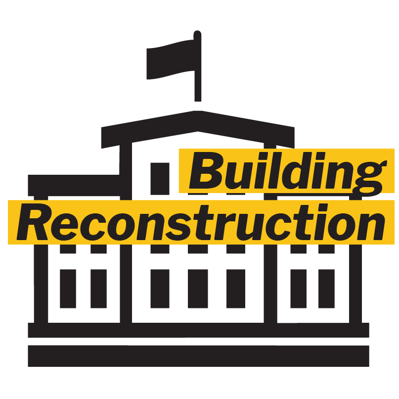 Once the violence subsides, we work to rebuild damaged school structures, so communities can begin to recover.