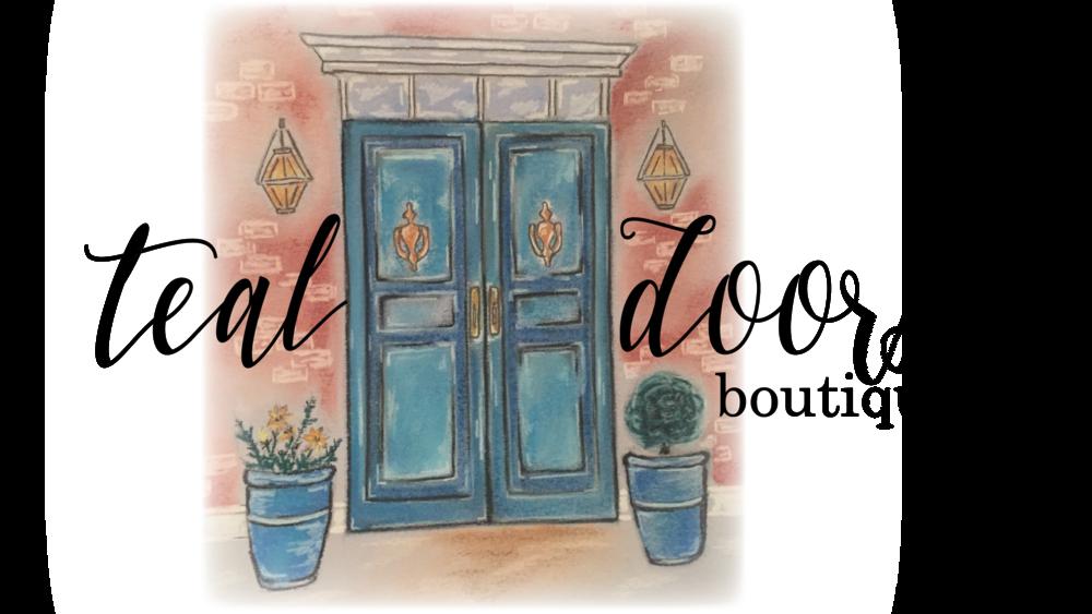 sc 1 th 168 & teal doors boutique