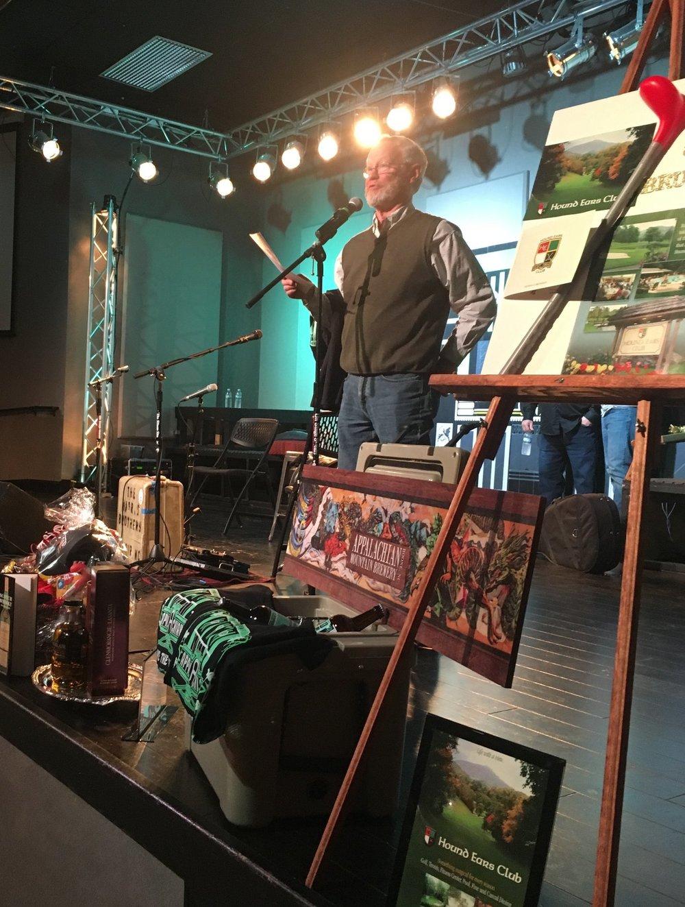 ATHC Live Auction