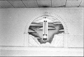 Auditorium Mural