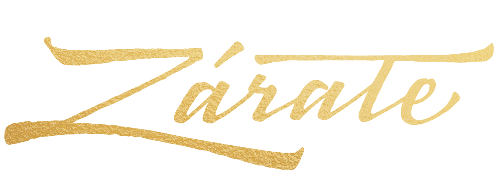 Atelier Zarate Logo Restaurante Puebla