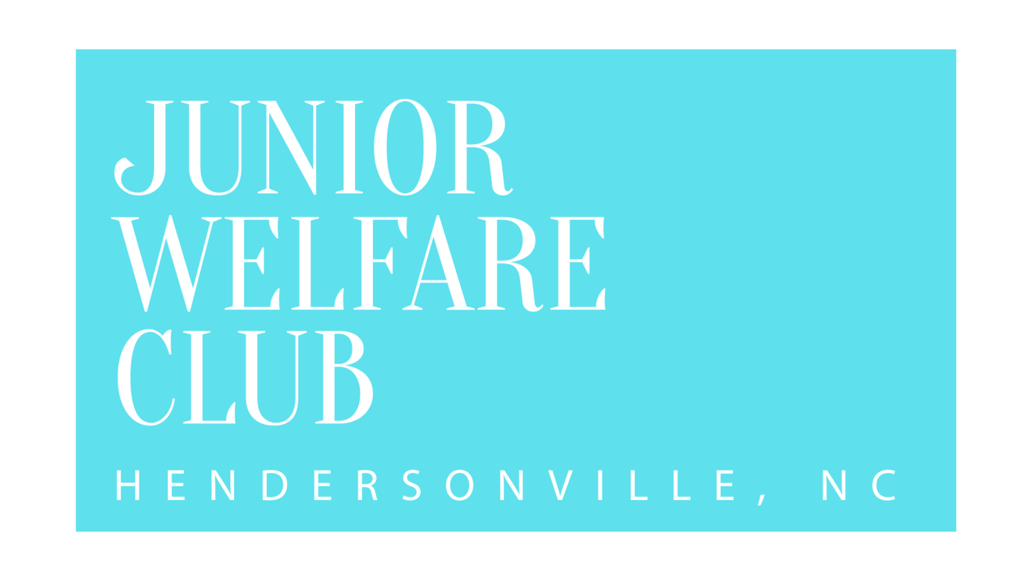 Junior Welfare Club of Hendersonville