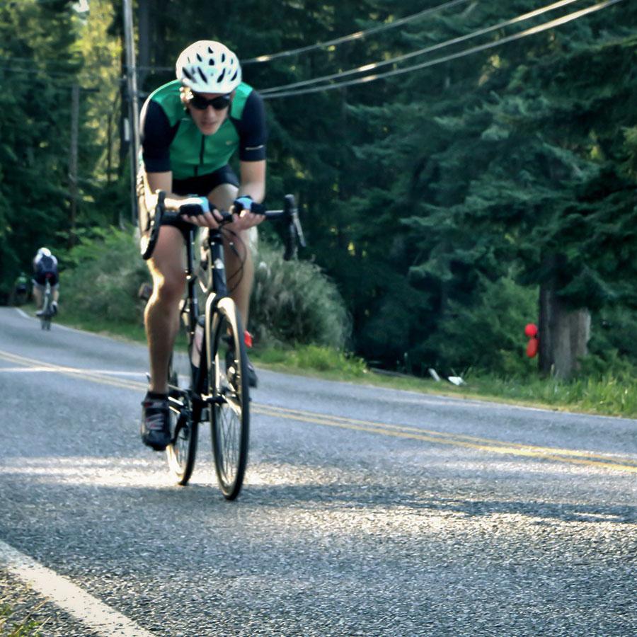 - Bike 40 km