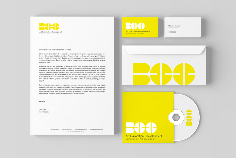 BRANDING & GRAPHIC DESIGN - - Read More -