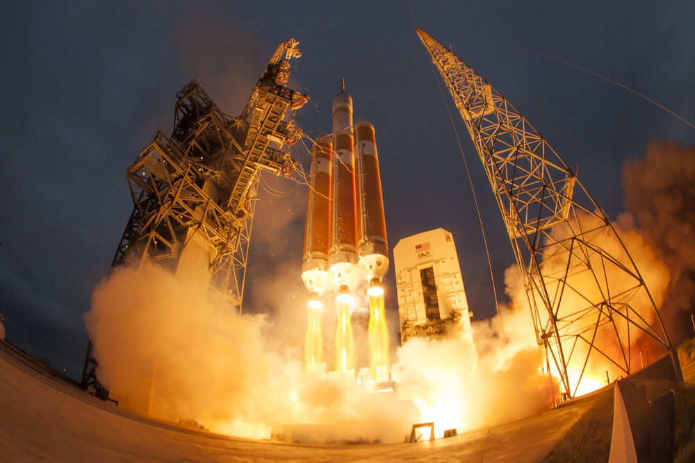AEROSPACE  As America's space program continues to look to the future...