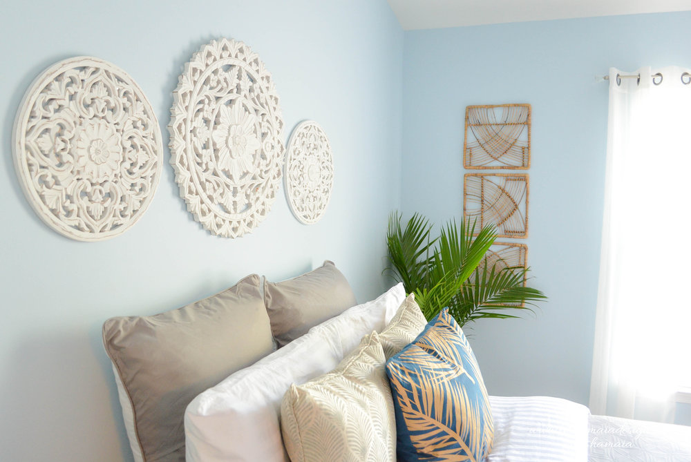 Caribbean - British Colonial Guest Bedroom