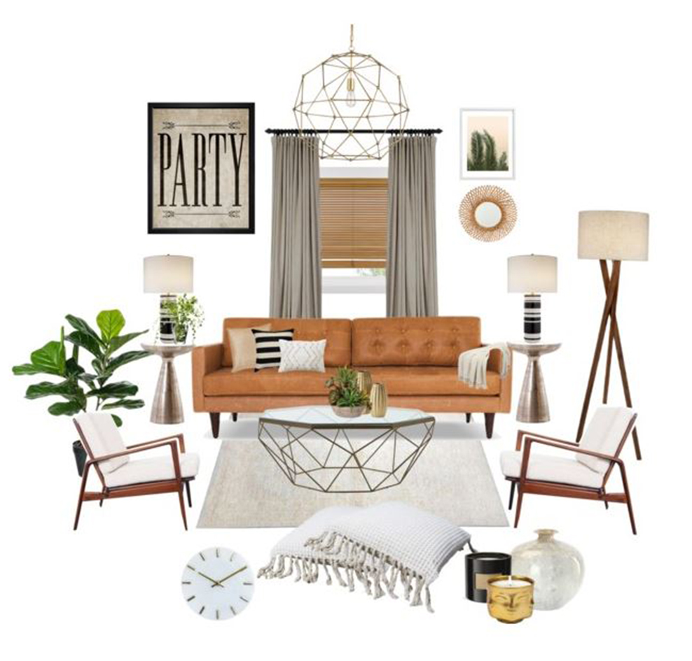 Earth Tones Mid-Century Modern Living Room.JPG