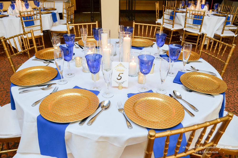 Blue White & Gold Wedding Reception-2.jpg