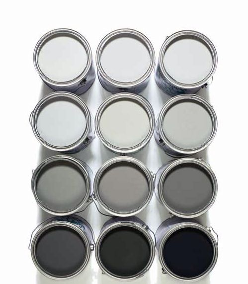 7 tips for picking the perfect paint color gray swatches.jpg